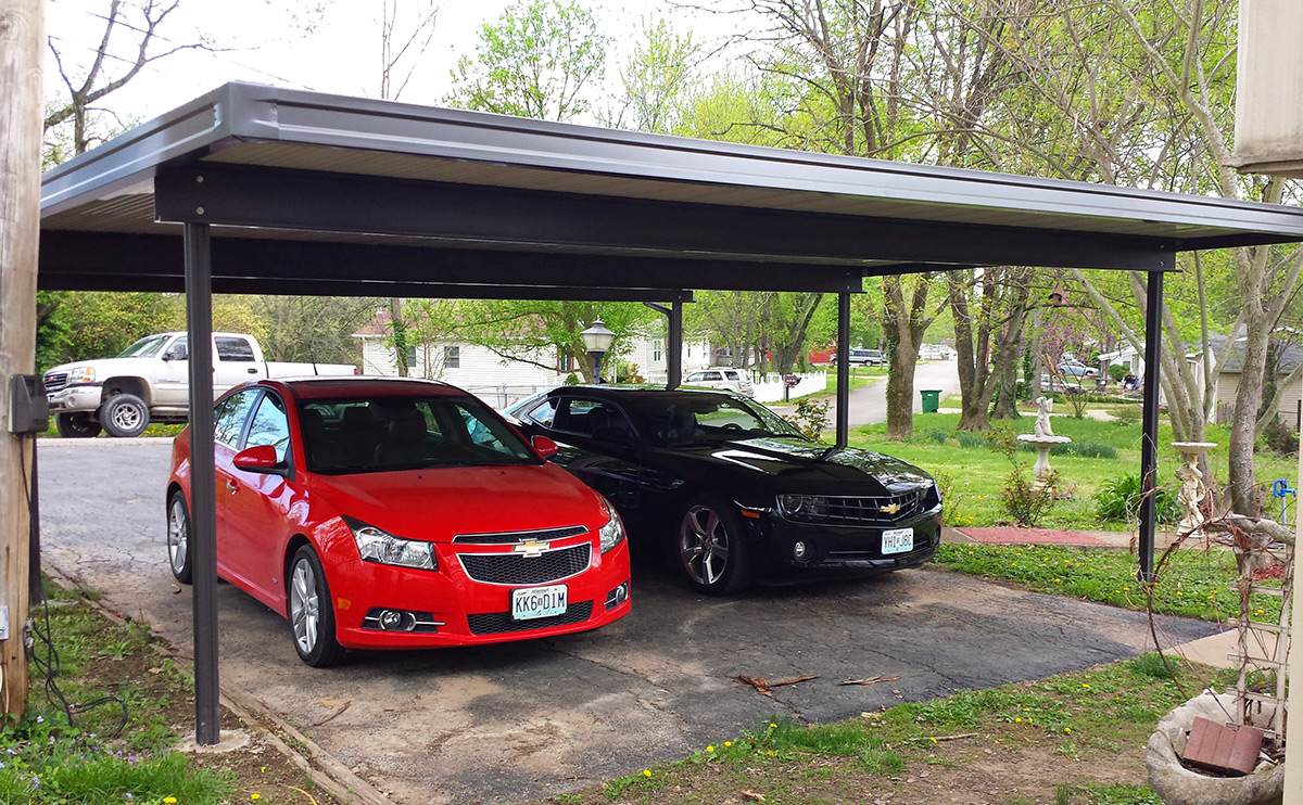 New Carport