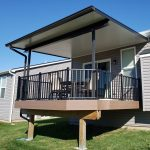 """4"""" insulated patio cover"""